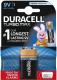 Батарейка PP3 (Крона) Duracell TurboMax 6LR61 (1шт) -