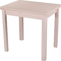 Обеденный стол Домотека Дрезден М2 (дуб молочный) -