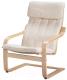 Кресло-качалка Ikea Поэнг 391.256.69 -