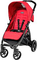 Детская прогулочная коляска Peg-Perego Booklet Lite Classico (Mod Red) -