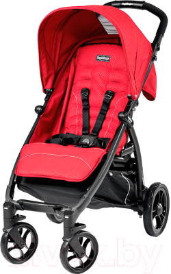 Детская прогулочная коляска Peg-Perego Booklet Lite Classico (Mod Red)