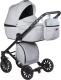 Детская универсальная коляска Anex Cross 2017 3 в 1 (CR03/marble) -