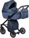 Детская универсальная коляска Anex Cross 2017 2 в 1 (CR07/sapphire) -