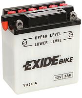 Мотоаккумулятор Exide YB3L-A (3 А/ч) -