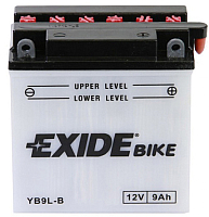 Мотоаккумулятор Exide Conventional EB9L-B (9 А/ч) -
