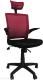 Кресло офисное Everprof EP-777 (бордовый) -