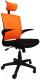Кресло офисное Everprof EP-777 (оранжевый) -