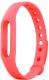 Ремешок для фитнес-трекера Xiaomi Mi Band (красный) -