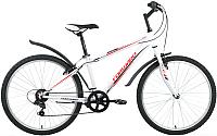 Велосипед Forward Flash 1.0 2017 / RBKW7MN66005 (15.5, белый) -
