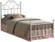Односпальная кровать Signal Lima 90x200 (белый) -
