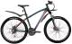 Велосипед Forward Agris 3.0 Disc 2016 (17, черный матовый) -