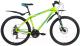 Велосипед Forward Apache 2.0 Disc 2017 (21, зеленый) -