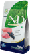 Корм для кошек Farmina N&D Grain Free Lamb & Blueberry Adult (1.5кг) -