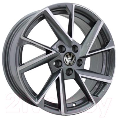 """Литой диск Replay Volkswagen VV12-S 15x6"""" 5x100мм DIA 57.1мм ET 38мм GMF"""
