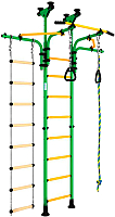 Детский спортивный комплекс Romana R5 ДСКМ-2-8.06.Т1.410.03-14 (зеленый/желтый) -