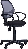Кресло офисное AMF Чат-4 (серый/А-1) -