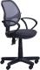 Кресло офисное AMF Чат-4 (серый/А-2) -