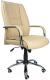 Кресло офисное Everprof Kent PU (кремовый) -
