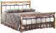 Двуспальная кровать Signal Venecja 160x200 (дуб) -