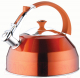 Чайник со свистком Peterhof PH-15528 (оранжевый) -