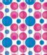 Текстильная шторка для ванной Frap F8802 -