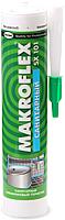 Силиконовый герметик Makroflex SX 101 санитарный (290мл, белый) -
