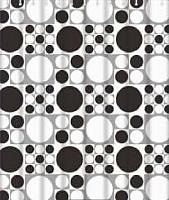 Текстильная шторка для ванной Frap F8803 -