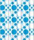 Текстильная шторка для ванной Frap F8806 -