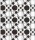 Текстильная шторка для ванной Frap F8853 -