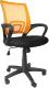 Кресло офисное Everprof EP-696 (оранжевый) -
