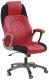 Кресло офисное Halmar Viper (черно-красный) -