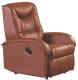Кресло Halmar Jeff (коричневый) -