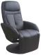 Кресло Halmar Optima (черный) -