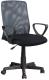 Кресло офисное Halmar Alex (черно-серый) -