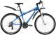 Велосипед Forward Quadro 1.0 2016 (21, синий) -