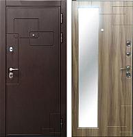 Входная дверь Промет С4 Дипломат (98x206, правая) -