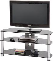 Стойка для ТВ/аппаратуры Halmar RTV-3 (черный) -