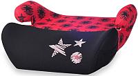 Автокресло Lorelli Easy Black&Red Stars (10070341760) -