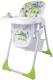Стульчик для кормления Lorelli Yam Yam Green Car (10100171714) -