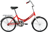 Велосипед Forward Arsenal 1.0 2017 (14, красный) -