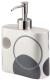 Дозатор жидкого мыла Bisk 04345 -