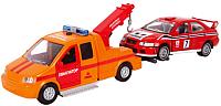 Детская игрушка Технопарк Эвакуатор. Аварийная служба CT1241O -