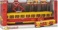 Детская игрушка Технопарк Трамвай CT12-428-2 -