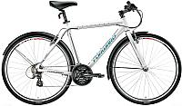 Велосипед Forward Rockford 1.0 2017 / RBKW7Y68Q006 (500, белый) -