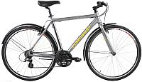 Велосипед Forward Rockford 1.0 2017 / RBKW7Y68Q005 (540, серый матовый) -