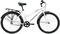 Велосипед Forward Barcelona 1.0 2016 (17, белый) -
