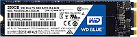 SSD диск Western Digital Blue M.2 2280 250GB (WDS250G1B0B) -