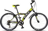 Велосипед Stels Navigator 410 V 21-sp 24