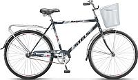 Велосипед Stels Navigator 210 Gent 2016 (20.5, серый/синий) -
