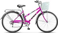 Велосипед Stels Navigator 350 Lady 2017 (фиолетовый) -